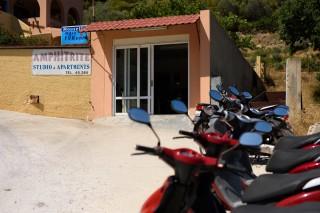 accommodation amphitrite apartment motos