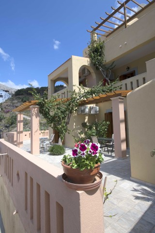 accommodation amphitrite apartment outdoors