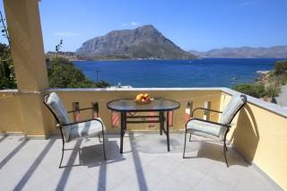 accommodation amphitrite sea view