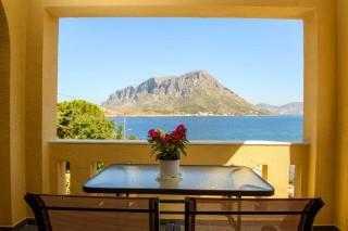 accommodation amphitrite studios sea view